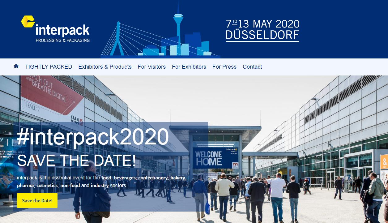 Alemania Interpack 2020 erakusketa